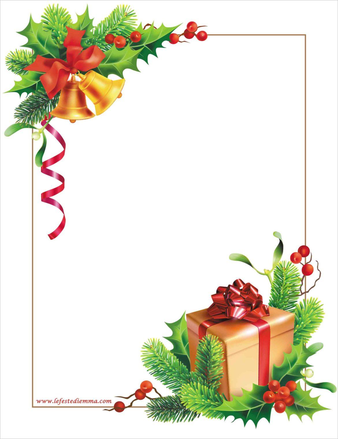Letterine Di Natale.Letterine Di Natale Scrivere A Babbo Natale Auguri Di