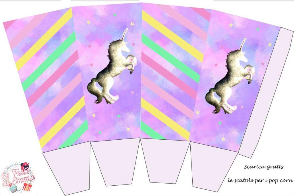 unicorno-scatole-per-pop-corn