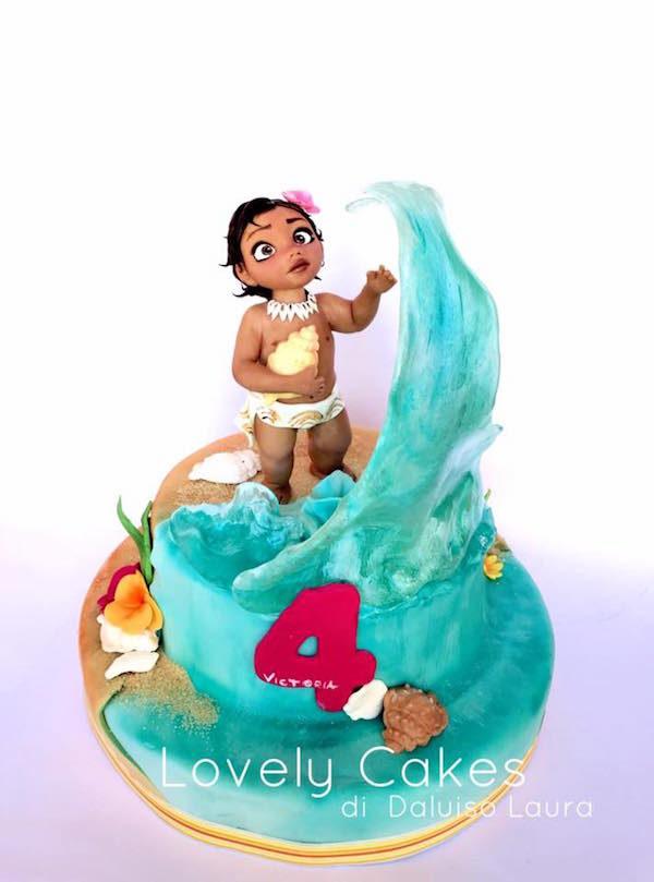 torta compleanno oceania