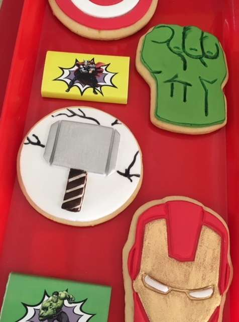 biscotti avengers