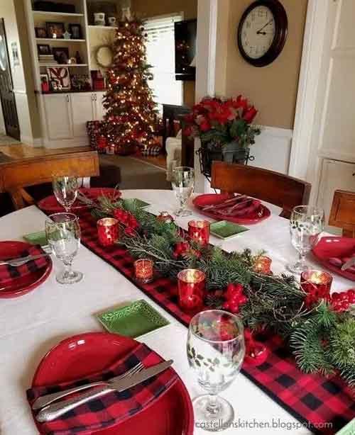 come-decorare-la-tavola-a-natale
