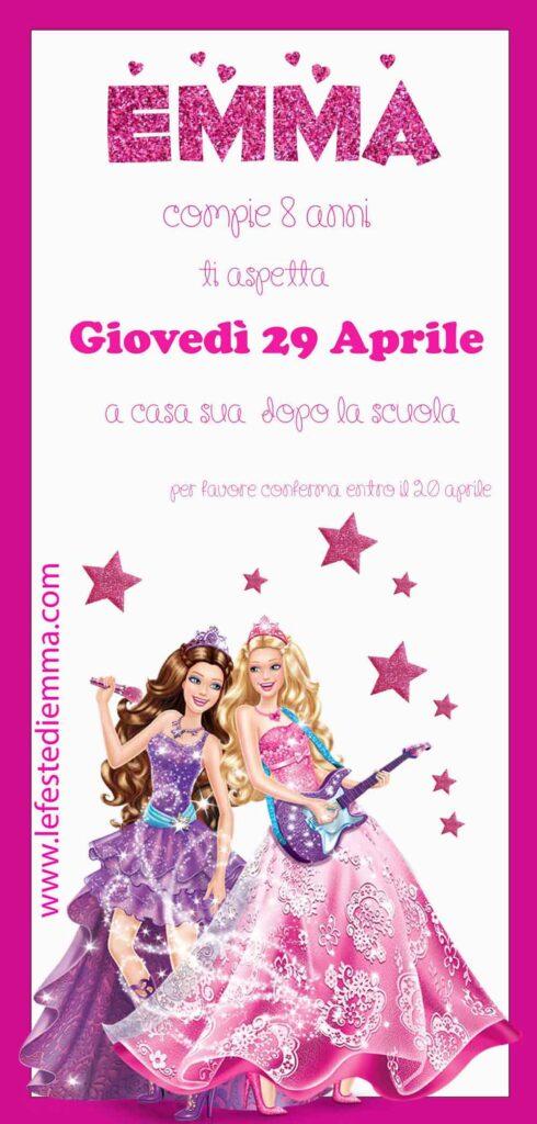 barbie-invito-compleanno