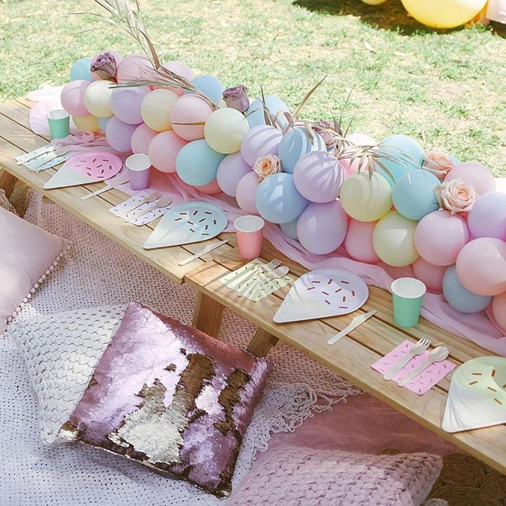 palloncini macaron